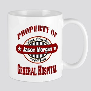 Property of Jason Morgan Mug